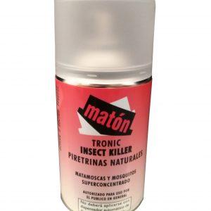 Carga Insecticida Con Piretrina Natural.
