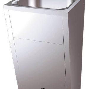 Lavamanos Registrable C/Pedestal 1 Pulsador