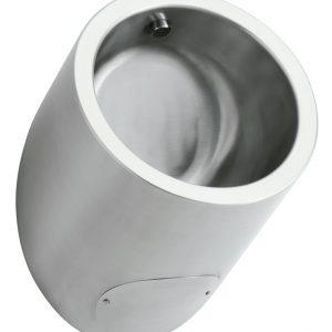 Urinario Individual Mural. Sensor A Bateria.
